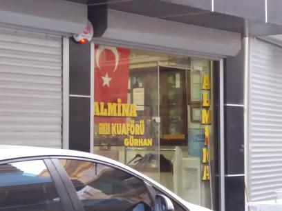 Almina Erkek Kuaförü Gürhan