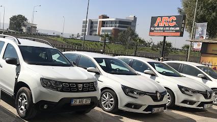 Arc Filo | İzmir Araç Kiralama | İzmir Oto Kiralama | İzmir Rent a Car