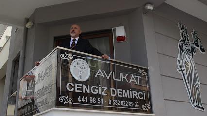 Avukat Cengiz Demirci