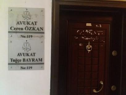Avukat Ceren Özkan