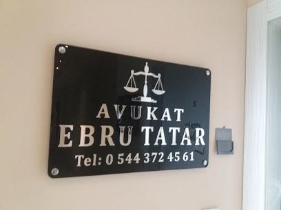 Avukat Ebru Tatar