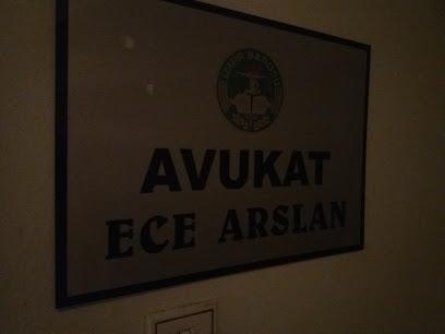 Avukat Ece Arslan
