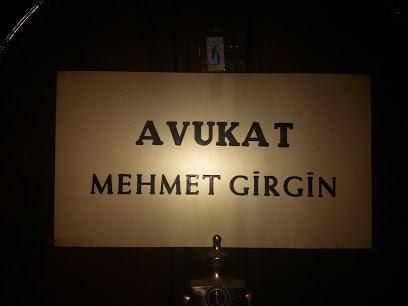 Avukat Mehmet Girgin