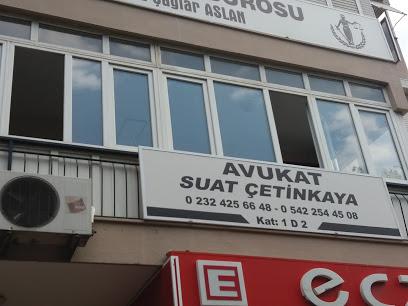 Avukat Suat Çetinkaya