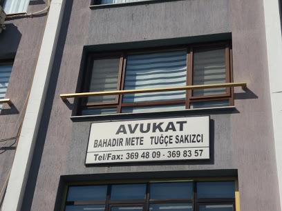 Avukat Tuğçe Sakızcı