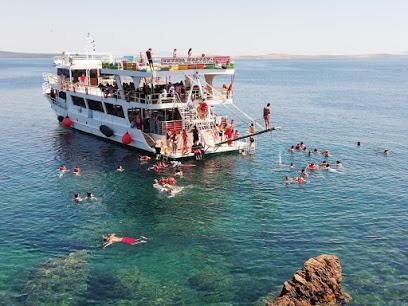 ayvalik tour boat veysel kaptan