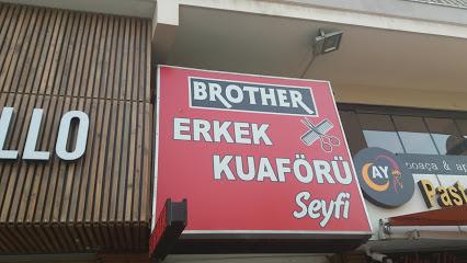 Brother Erkek Kuaförü