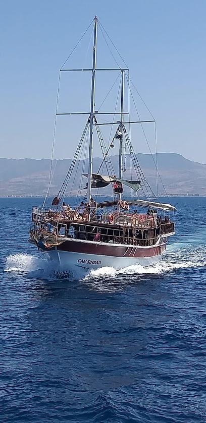 Cansinbad yat ve tekne turu