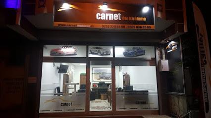 Carnet | İzmir Kiralık Araba Ve Havalimanı Araç Kiralama