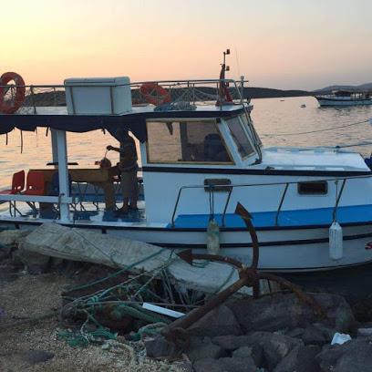 Çeşme ıldır Tolga kaptan Gezi ve Balık avı turu