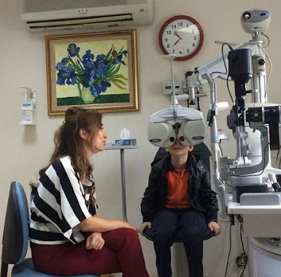 Çocuk göz doktoru İzmir | Op. Dr. Ebru Acar