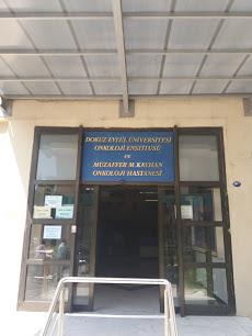 Dokuz Eylül Üniversitesi Onkoloji Enstitüsü ve Muzaffer M. Kayhan Onkoloji Hastanesi