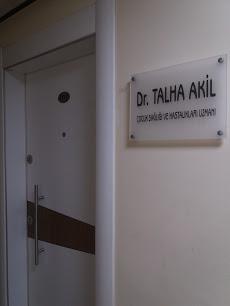 Dr. Talha Akil Çocuk Sağlığı Ve Hastalıkları Uzmanı