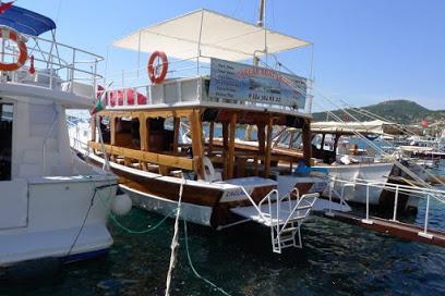 Foça Tekne Turu Caglar