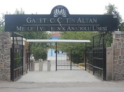 Gazeteci Çetin Altan Mesleki ve Teknik Anadolu Lisesi