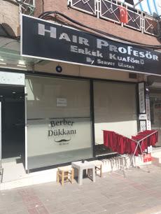 Hair Profesör Erkek Kuaförü By Servet Ulucan