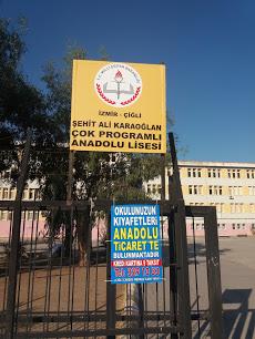 İzmir - Çiğli Şehit Ali Karaoğlan Çok Programlı Anadolu Lisesi