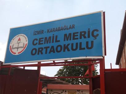 İzmir-Karabağlar Cemil Meriç Ortaokulu