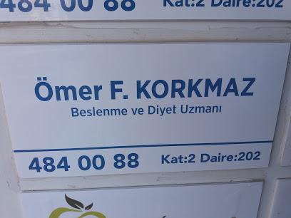 İzmir Karşıyaka Diyetisyen Ömer F. Korkmaz