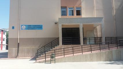 İzmir - Karşıyaka Zübeyde Hanım İllokulu