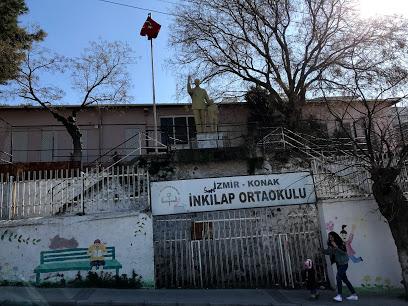 Izmir-Konak Inkilap Ortaokulu
