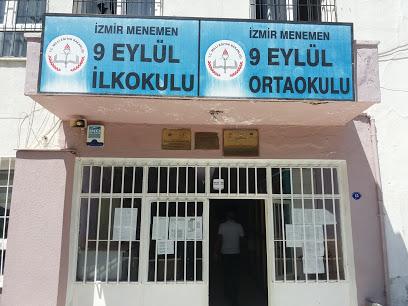 İzmir Menemen 9 Eylül İlkokulu