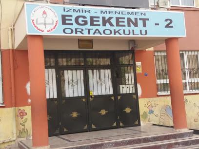 İzmir - Menemen Egekent - 2 Ortaokulu