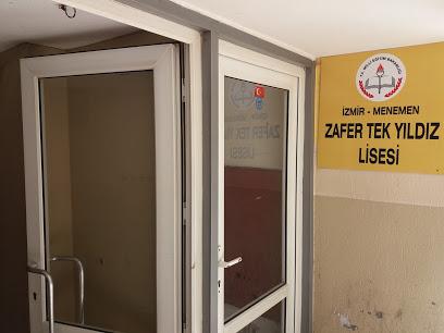 İzmir-Menemen Zafer Tek Yıldız Lisesi