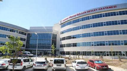 Izmir Turkan Ozilhan Bornova Devlet Hastanesi