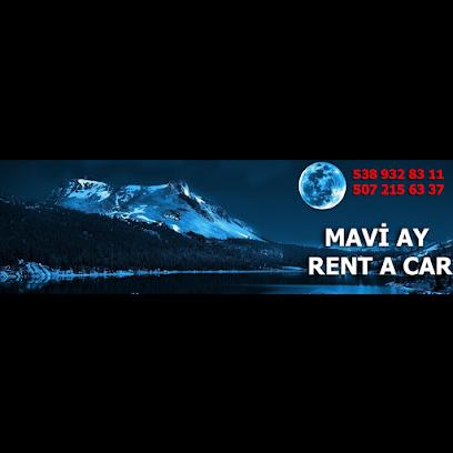 Mavi ay izmir oto kiralama rent a car