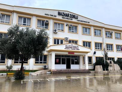 Mazhar Zorlu Mesleki Ve Teknik Anadolu Lisesi