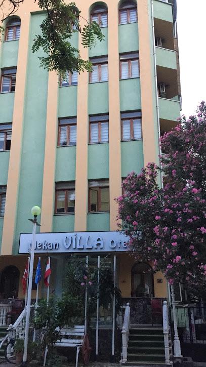 Mekan Otel Villa