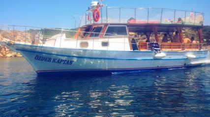 Özder Kaptan Güzelbahçe Balıkavı Tekne Turu