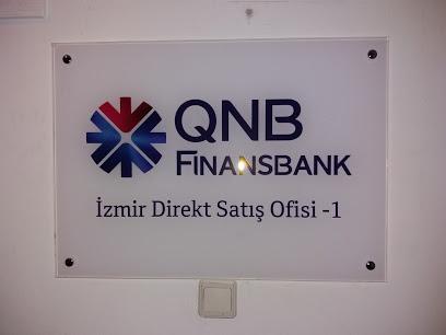 Qnb Finansbank İzmir Direk Satış Ofisi-1