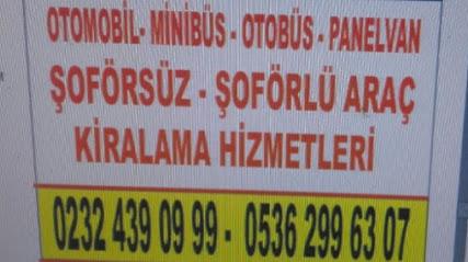 Şato Turizm Taşımacılığı ve Rent A Car İzmir Kiralık Minibüs