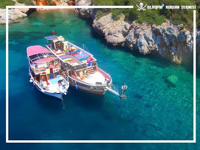 Sığacık Tekne Turu Olimpia Korsan Teknesi