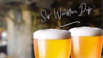 sir winston pub balçova
