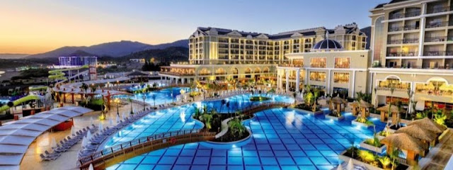 Sunis Efes Royal Palace Resort and Spa.