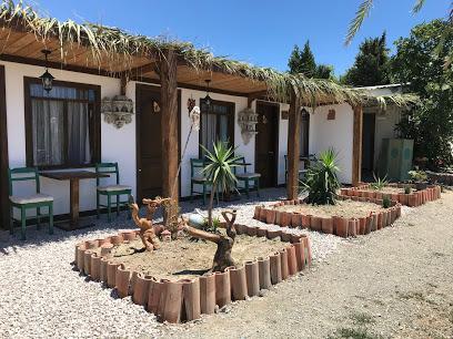 Teos Sanat Kampı Glamping Kamp Alanı - Oda Konaklama