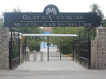 The journalist Çetin Altan Vocational and Technical High School