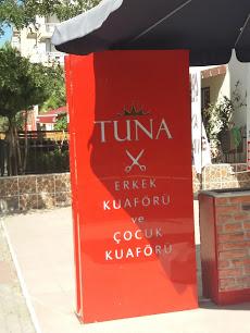 Tuna Erkek Kuaförü