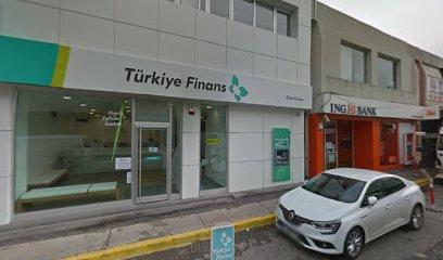 Türkiye Finans İzmir Gıda Çarşısı Şubesi