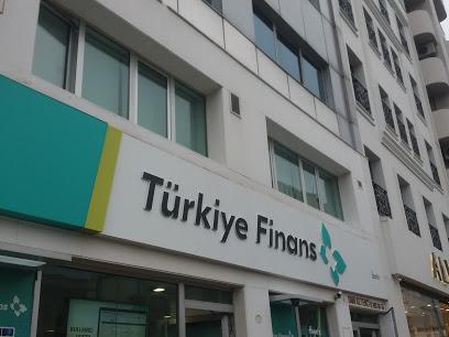 Türkiye Finans İzmir Şubesi