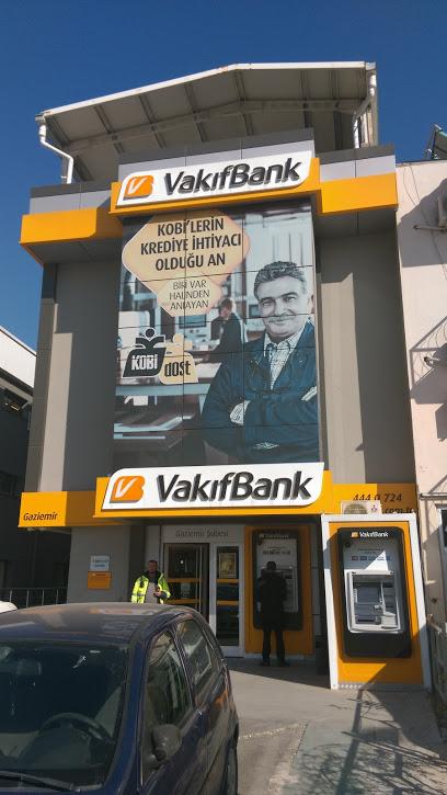 Vakıfbank Gaziemir Subesi
