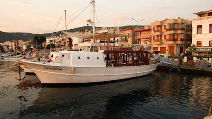 Yekta Kaptan Foça Tekne Turu ve Gezi Teknesi